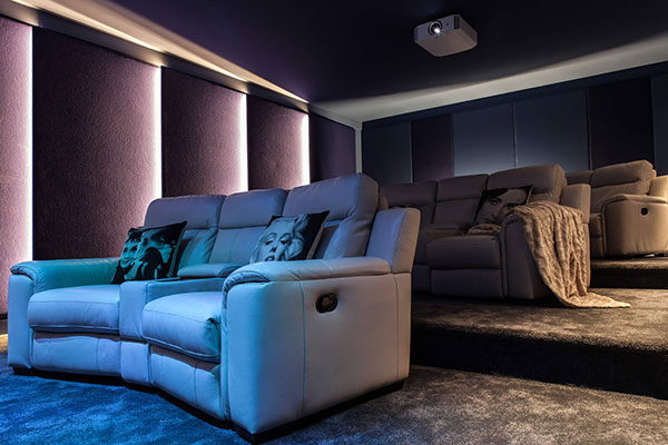 Home Cinema, London