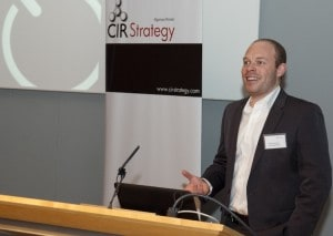 Will Hopkins Speaks at CIR Strategy for iHeat 2012