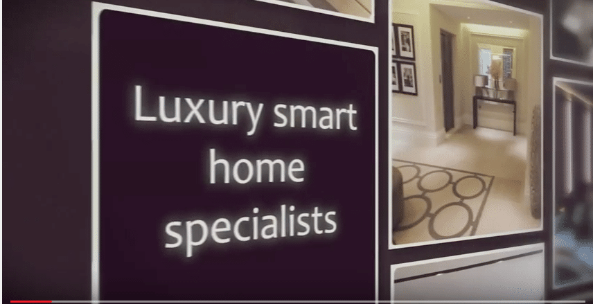 your smart home launch new promo video your smart home luxury smart home specialists. Black Bedroom Furniture Sets. Home Design Ideas